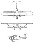 Breguet 410 3-view NACA-AC-163.png