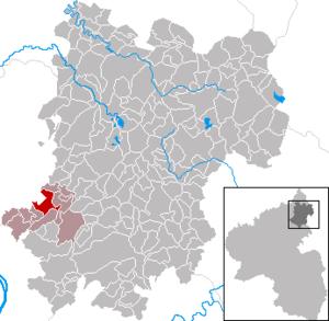 Breitenau, Germany - Image: Breitenau im Westerwaldkreis