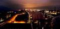 Bremerhaven bei Nacht vom ATLANTIC Hotel 0533 3.jpg