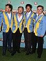 Brendan Cowell, Stephen Curry, Damon Gameau (8461246394).jpg