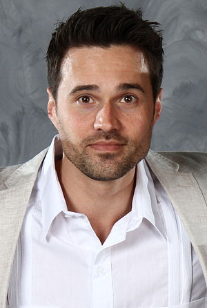 Brett Dalton - Dalton at the June 2015 Florida Supercon