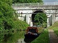 Brewood Bridge across the Shropshire Union Canal, Staffordshire - geograph.org.uk - 1344225.jpg