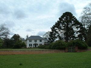 Brickendon Estate - Brickendon's main manor house