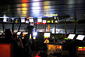 Bridge of HMS Protector at Night MOD 45154036.jpg