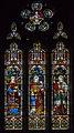 Bridlington Priory, Stained glass window (34103007332).jpg
