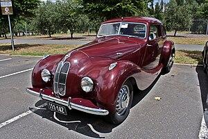 Bristol Cars - Bristol 400, 1946–50