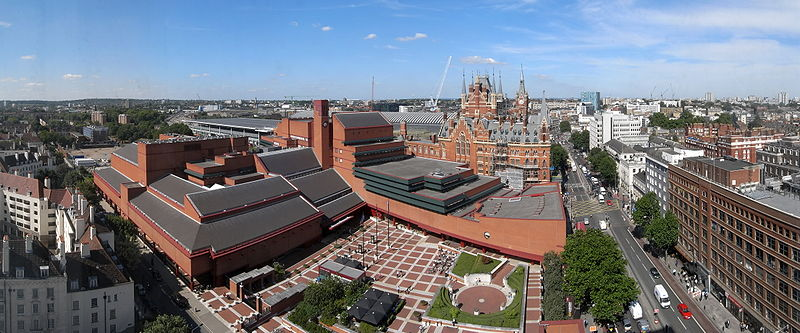 25 of the World's Coolest Libraries - the British Library