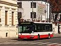 Brno, Mendlovo náměstí, Irisbus Citybus 12M č. 7627 (01).jpg