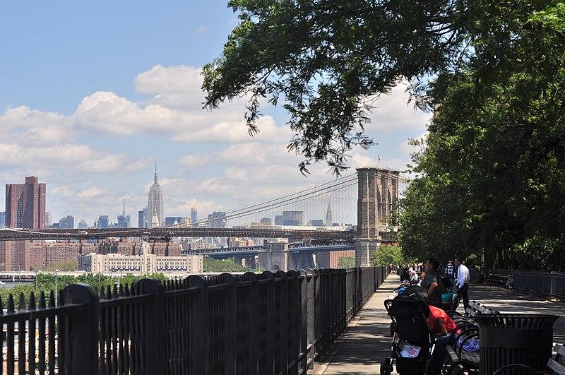 File:Brooklyn Heights Promenade 01 (9423355002).jpg