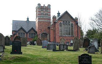 Broxton, Cheshire - Brown Knowl Methodist Church