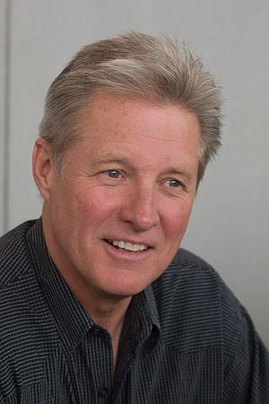 English: Bruce Boxleitner, an American actor. ...
