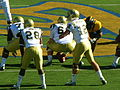 Bruins on offense at UCLA at Cal 2010-10-09 38.JPG
