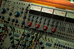 Buchla 200 series Electric Music Box
