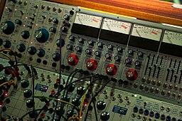 Buchla 200 series Electric Music Box
