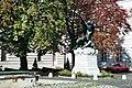 Budapest, the Kapisztran statue.jpg
