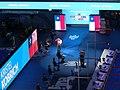 Budapest2017 fina world championships 1500freestyle final Kristel Kobrich Chile.jpg