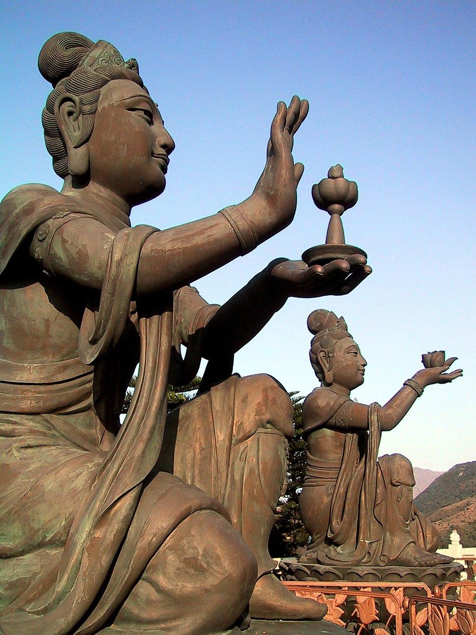 BuddhisticStatuesHKe1