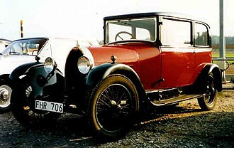 Bugatti 8-cylinder line - Bugatti Type 40 1927