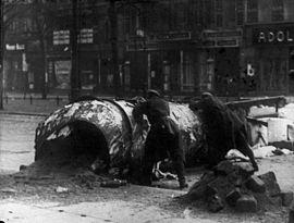 Bundesarchiv Bild 102-00540A, Berlin, Revolutionskämpfe