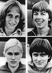 Bundesarchiv Bild 183-T0819-0030, Johanna Klier, Monika Hamann, Carla Bodendorf, Marlies Göhr