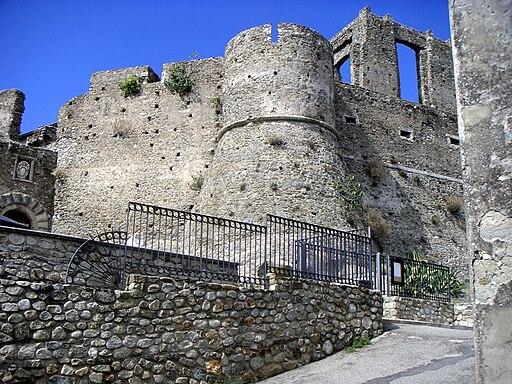 Burg von Squillace