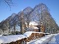 Burgum kerk in de sneeuw.JPG