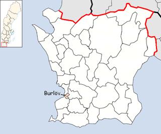 Burlöv Municipality Municipality in South Sweden, Sweden
