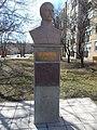 Bust of Áron Gábor, 2019 Kalocsa.jpg