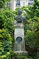 Bust of B. Wilhem @ Square du Temple @ Paris (34370832806).jpg