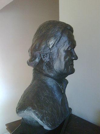 Conrad Penny - Image: Bust of Conrad Penny