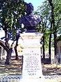 Bustul Domnitorului Alexandru Ioan Cuza, Grivița.jpg