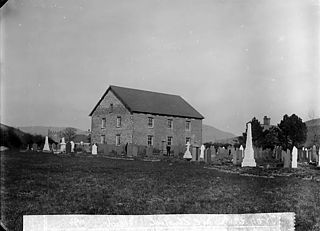 Bwlchgwynt chapel (CM), Tregaron (1893)