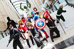 avengers � wikipedia