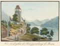 CH-NB - Ringgenberg, Kirche und See, von Südwesten - Collection Gugelmann - GS-GUGE-WEIBEL-F-11.tif
