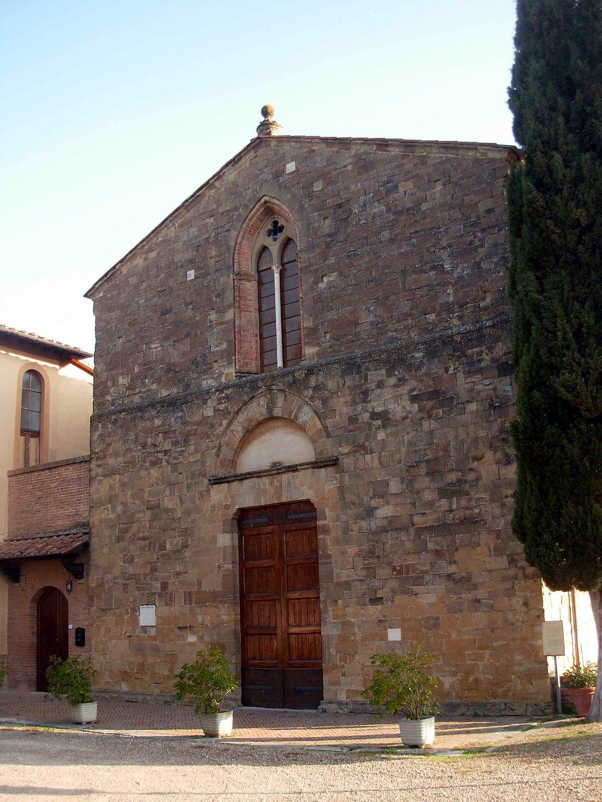 Convento di san francesco colle val d 39 elsa wikipedia for Gr2 arredamenti colle val d elsa