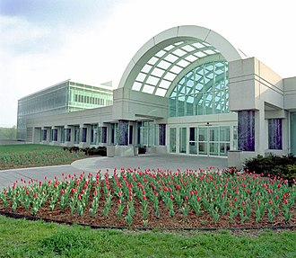 Fairfax County, Virginia - CIA headquarters in Langley