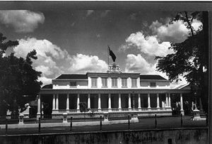 Istana Negara (Jakarta) - State Palace in 1925