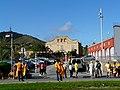 Ca n'Oliveres - Via Catalana - després de la Via P1200468.jpg