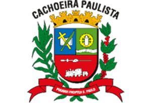 Cachoeira Paulista - Image: Cachoeirapaulista brasao
