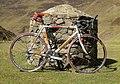 Cairn in the Mennock pass - geograph.org.uk - 1473324.jpg