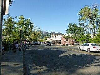 Calistoga, California City in California, United States of America