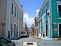 Calle de San Justo in Old san juan.jpg