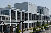Calport Higashi library & sports center.JPG