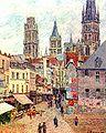 2 / Rouen, Rue de l'Épicerie