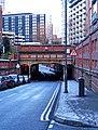Canal bridge over Holliday Street, looking northeast - geograph.org.uk - 1628733.jpg