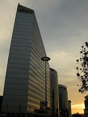 Chocavento Tower - Image: Canaval & Moreyra