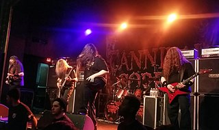 Cannibal Corpse American death metal band