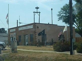 Carbon Cliff, Illinois - Image: Carbon Cliff Village Hall