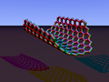 Carbon nanorim chiral povray.PNG