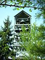 Carillon through the trees, Chicago Botanic Garden.jpg